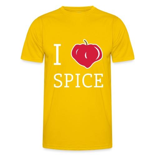 i_love_spice-eps - Miesten tekninen t-paita
