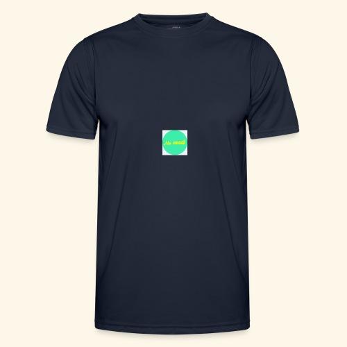 No Sweat - T-shirt sport Homme