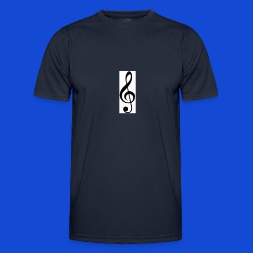 musical - Camiseta funcional para hombres