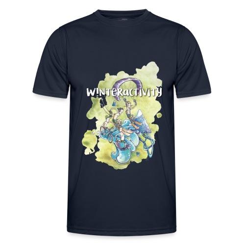 WINTERACTIVITY - T-shirt sport Homme