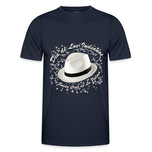 Dia de Los Indianos - Männer Funktions-T-Shirt