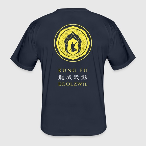 Kung Fu Spirit Elite T-shirt - Männer Funktions-T-Shirt