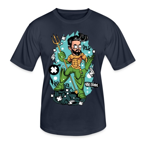 Felicino il Capitano - Maglietta sportiva per uomo