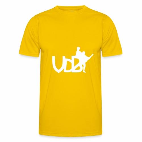 Linea VdB Bianco - Maglietta sportiva per uomo