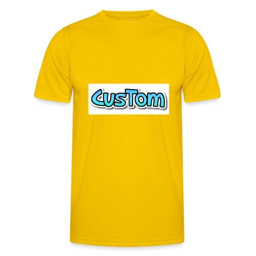 CusTom NORMAL - Functioneel T-shirt voor mannen