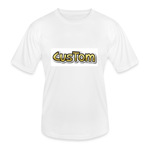 CusTom GOLD LIMETED EDITION - Functioneel T-shirt voor mannen