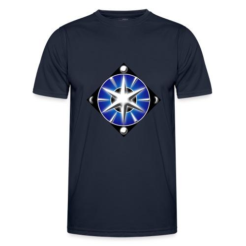 Blason elfique - T-shirt sport Homme