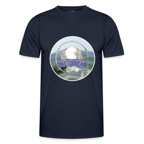 BikeToDream - T-shirt sport Homme