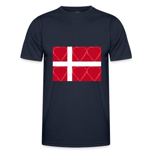 Dänemark 21.2 - Männer Funktions-T-Shirt
