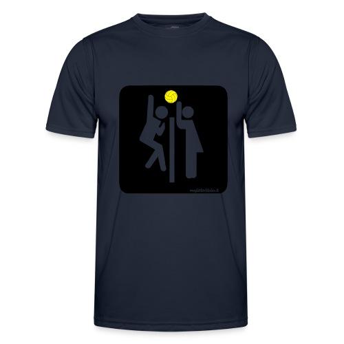 Toilet Volley - Maglietta sportiva per uomo