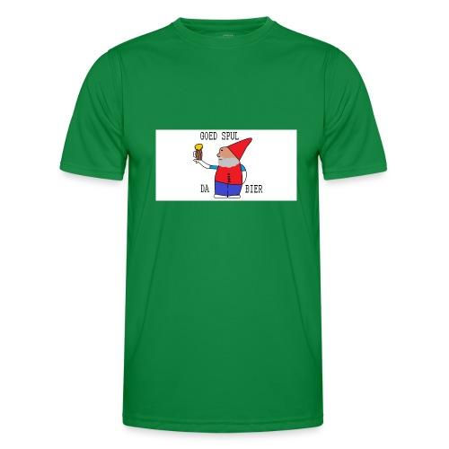 BIER KUT! - Functioneel T-shirt voor mannen