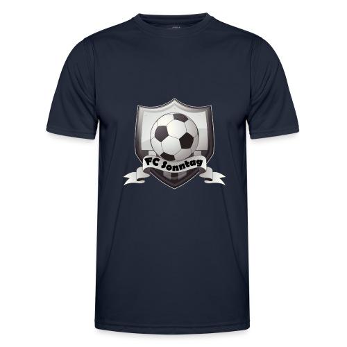 FC Sonntag Logo - Männer Funktions-T-Shirt