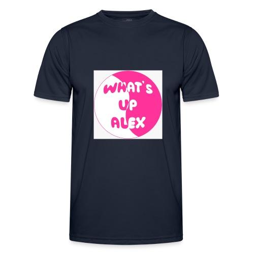 45F8EAAD 36CB 40CD 91B7 2698E1179F96 - Men's Functional T-Shirt