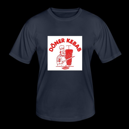 Doner Kebab - Men's Functional T-Shirt