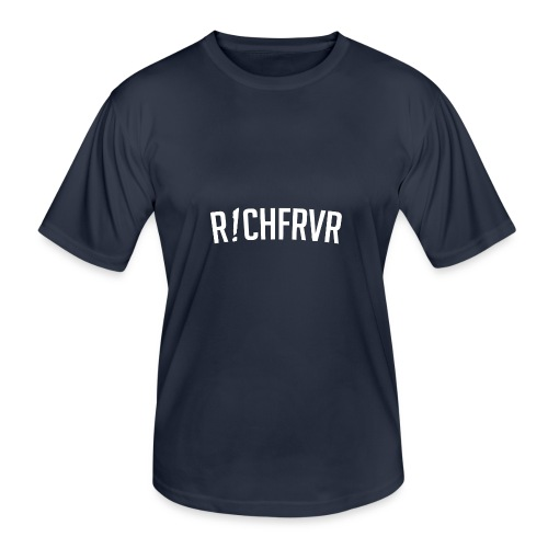 r!chfrvr - Männer Funktions-T-Shirt