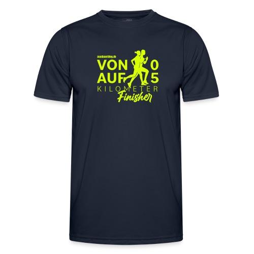 Von 0 auf 5km - Finisher Edition2021 - Männer Funktions-T-Shirt