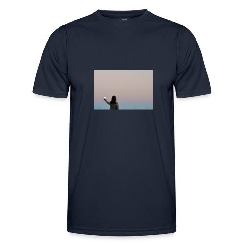 MOON - Miesten tekninen t-paita