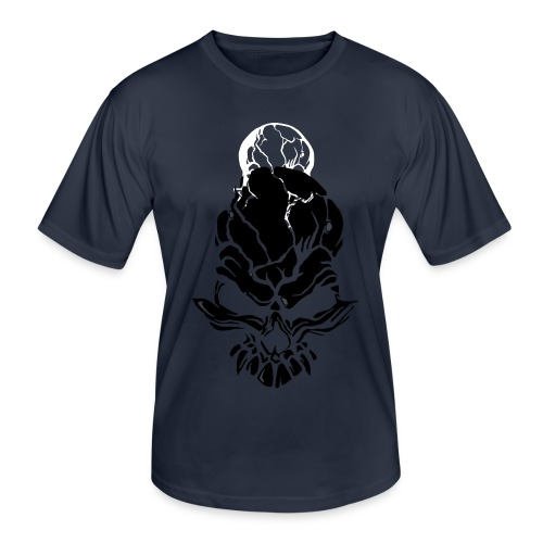 F noize fronte png - Men's Functional T-Shirt