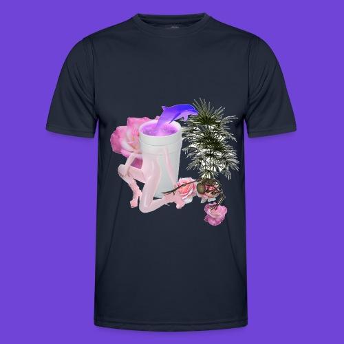 Purple Drank - Maglietta sportiva per uomo