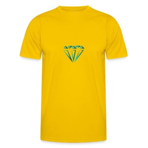 diamante - Maglietta sportiva per uomo