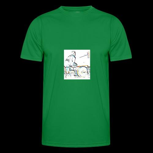 Deadlift - Miesten tekninen t-paita
