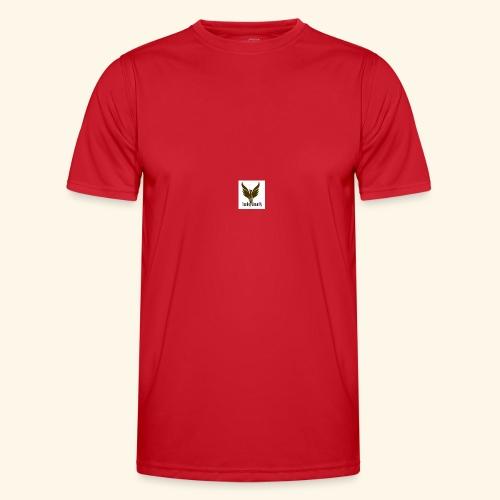 feeniks logo - Miesten tekninen t-paita