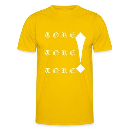 Tore! Tore! Tore! - Männer Funktions-T-Shirt