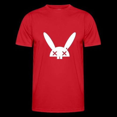 HARE5 LOGO TEE - Men's Functional T-Shirt
