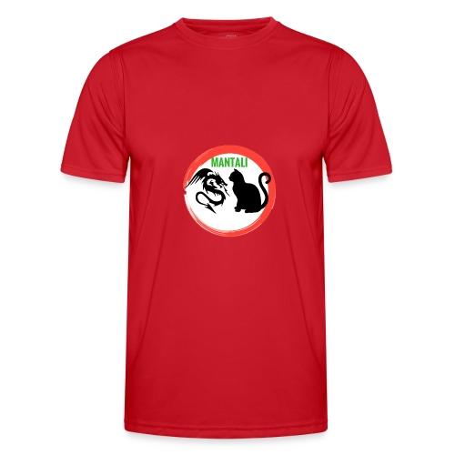 manf - Maglietta sportiva per uomo