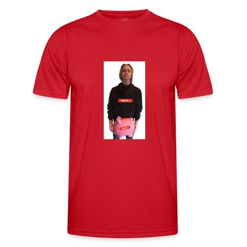 Sigrid_uPhotoTee - Funksjons-T-skjorte for menn