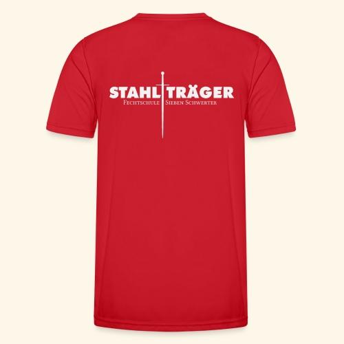 Stahlträger - Männer Funktions-T-Shirt
