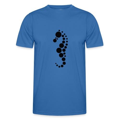 merihevonen - Miesten tekninen t-paita
