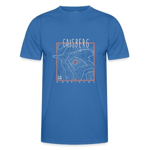 Gaisberg Countour Lines - Men's Functional T-Shirt