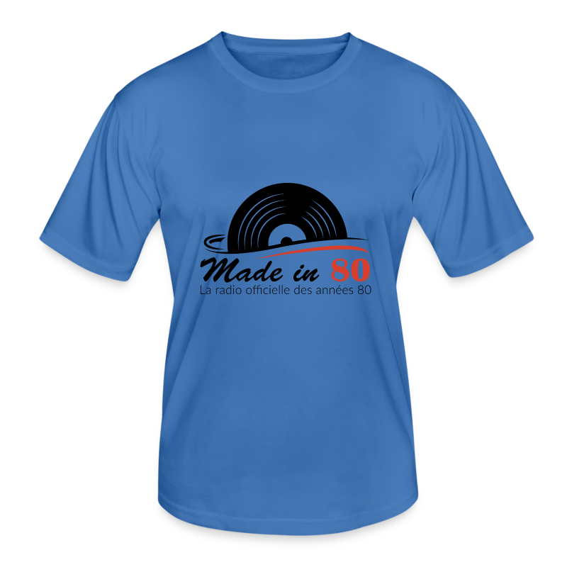 Made in 80 - T-shirt sport Homme