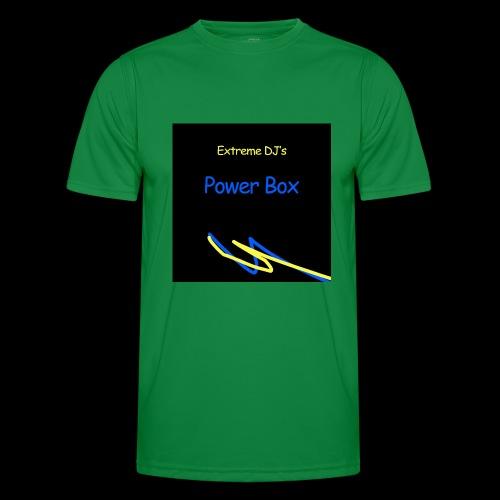 powerbox - Miesten tekninen t-paita