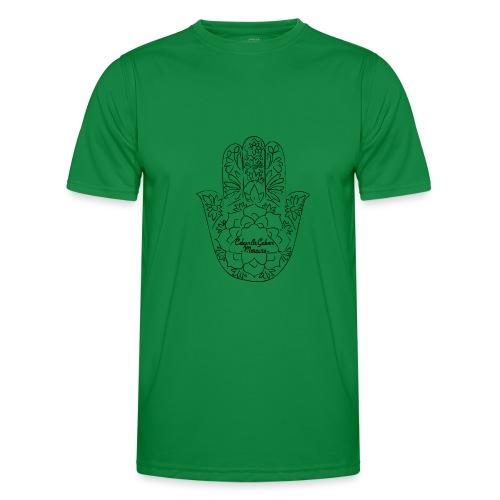 Celain&Galven-Mercure - Miesten tekninen t-paita