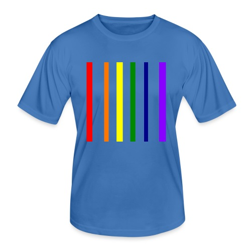 UNSCALABLE - Männer Funktions-T-Shirt