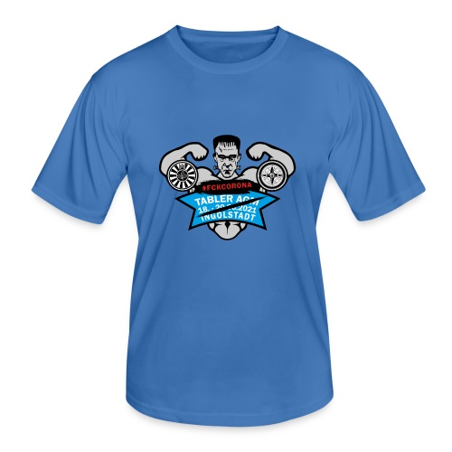 AGM 2021 Logo FCKCORONA 210406 - Männer Funktions-T-Shirt