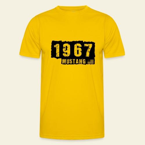 1967 - Funktionsshirt til herrer