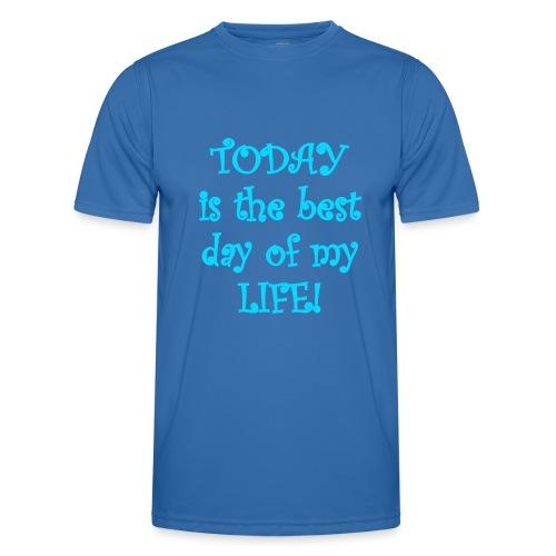 Carpe Diem 21.2 - Männer Funktions-T-Shirt