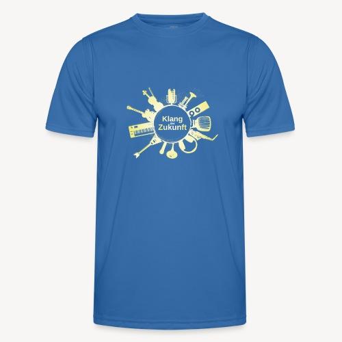 KdZ gelb - Männer Funktions-T-Shirt