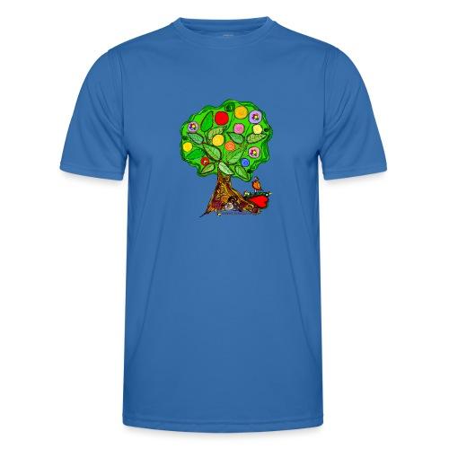 LebensBaum - Männer Funktions-T-Shirt