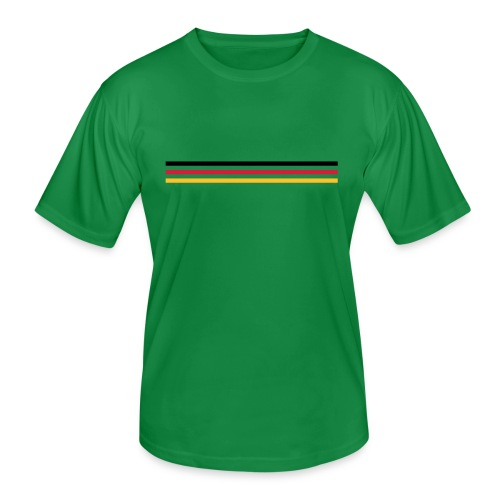 Trait Germany version 1 grand - T-shirt sport Homme