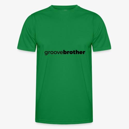 groovebrother - Männer Funktions-T-Shirt