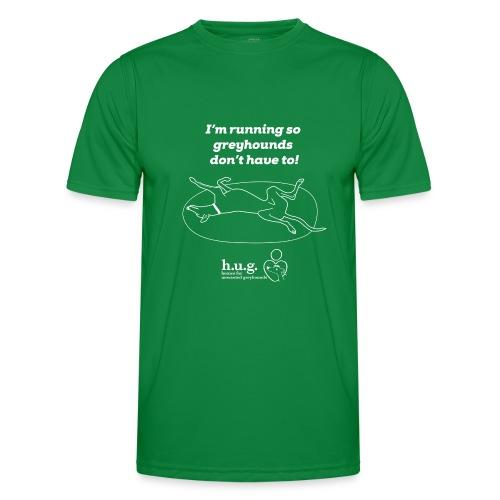 HUG Running Shirt - Men's Functional T-Shirt