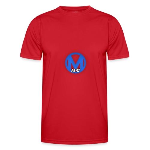 MWVIDEOS KLEDING - Functioneel T-shirt voor mannen