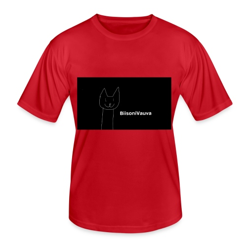 biisonivauva - Miesten tekninen t-paita