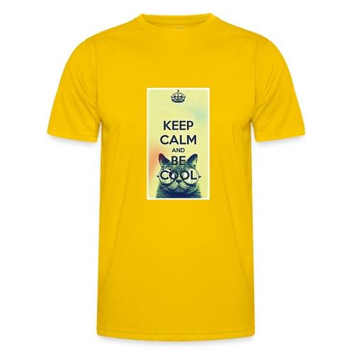 COOL - Functioneel T-shirt voor mannen