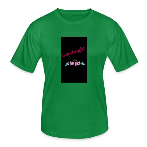 goodnight Angel Snapchat - Men's Functional T-Shirt