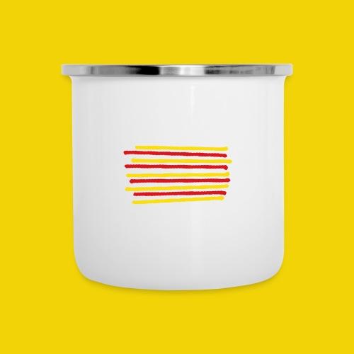 Catalonia Scratch - Camper Mug